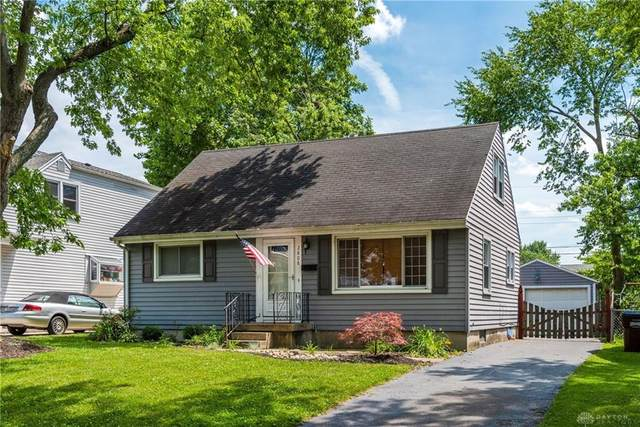 2808 Wehrly Avenue, Kettering, OH 45419 (MLS #820039) :: Candace Tarjanyi | Coldwell Banker Heritage