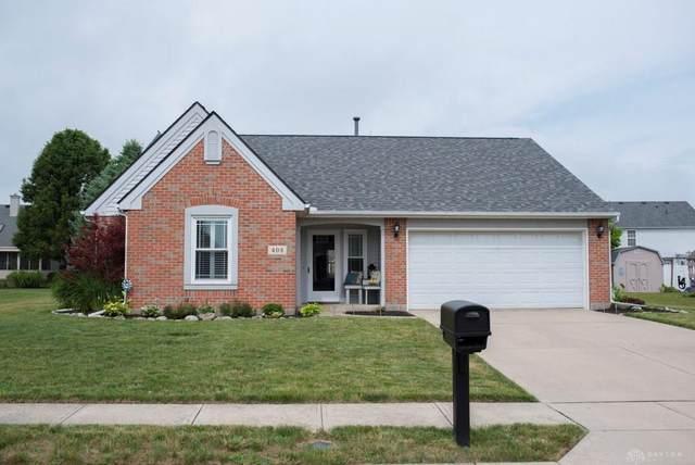408 Deerwood Drive, Piqua, OH 45356 (MLS #820224) :: Denise Swick and Company