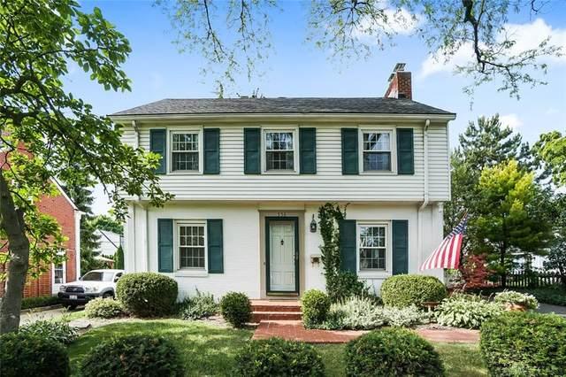 356 East Drive, Oakwood, OH 45419 (MLS #820313) :: Candace Tarjanyi | Coldwell Banker Heritage