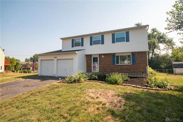 4960 Sparrow Drive, Huber Heights, OH 45424 (MLS #820322) :: Denise Swick and Company