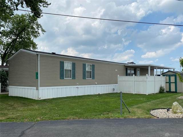 1324 Sweitzer Street A13, Greenville, OH 45331 (MLS #820365) :: The Gene Group