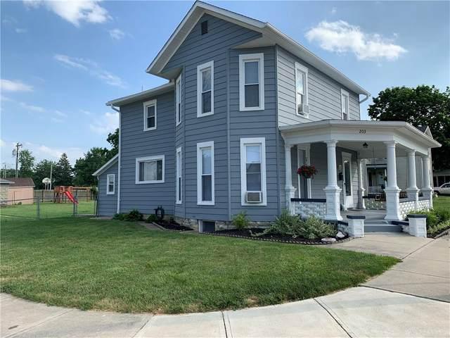 203 Western Avenue, Brookville, OH 45309 (#820389) :: Century 21 Thacker & Associates, Inc.