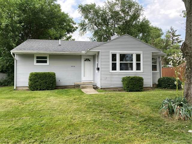 2016 Pittsfield Street, Kettering, OH 45420 (MLS #820410) :: Denise Swick and Company