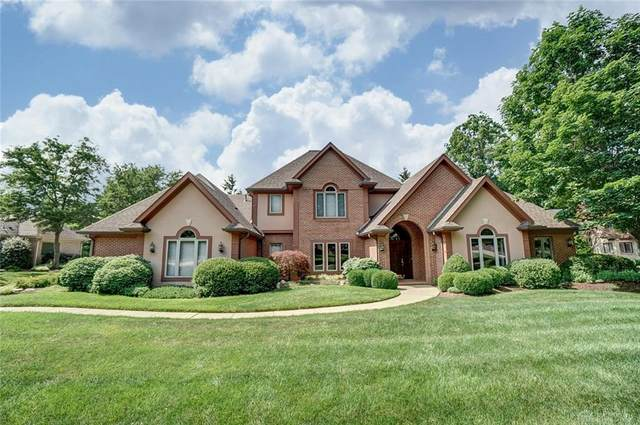 621 Heartland, Washington TWP, OH 45458 (MLS #820457) :: The Gene Group