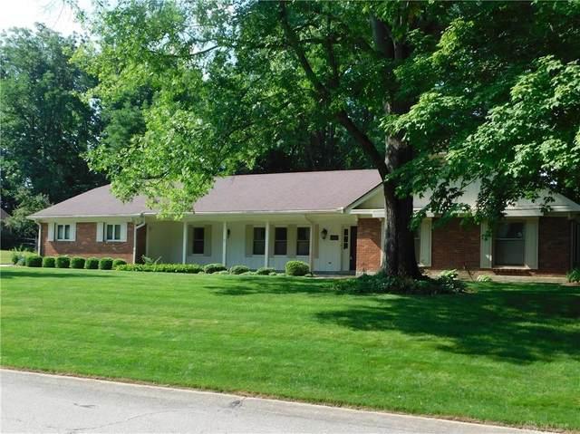 1250 Hidden Oaks Drive, Washington TWP, OH 45459 (MLS #820522) :: The Gene Group