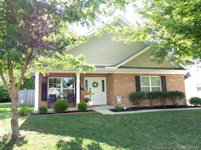 485 Kirkwood Drive, Fairborn, OH 45324 (MLS #820589) :: The Gene Group