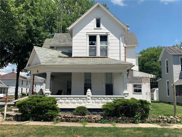 501 Euclid Avenue, Greenville, OH 45331 (MLS #820603) :: The Gene Group