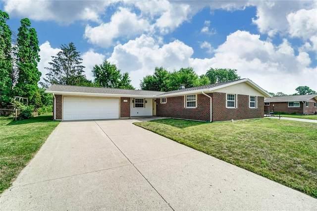 1107 Peidmont Drive, Fairborn, OH 45324 (MLS #820635) :: Denise Swick and Company