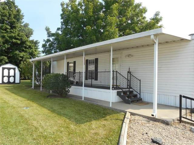 24 Airstream Dr, West Carrollton, OH 45449 (MLS #820661) :: Denise Swick and Company