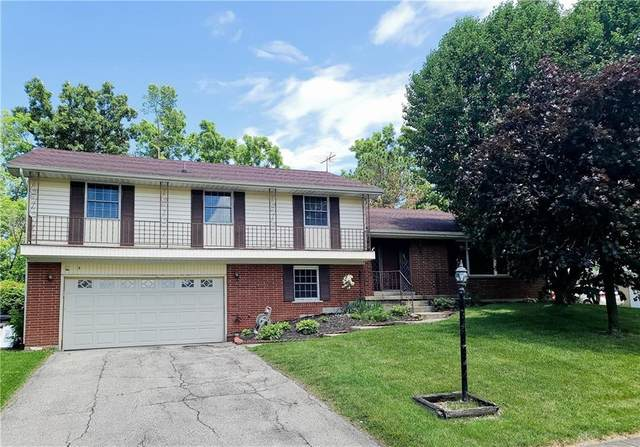 183 W Woodbury Drive, Dayton, OH 45415 (MLS #820755) :: Denise Swick and Company