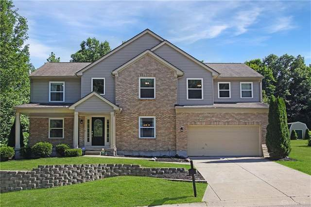 3257 Streamview Court, Bellbrook, OH 45305 (MLS #820770) :: Candace Tarjanyi | Coldwell Banker Heritage