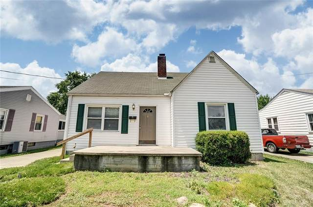 1408 Wilmore Drive, Middletown, OH 45042 (MLS #820836) :: The Gene Group