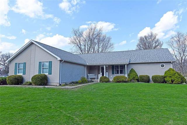 1102 Main Drive, Greenville, OH 45331 (MLS #820844) :: The Westheimer Group