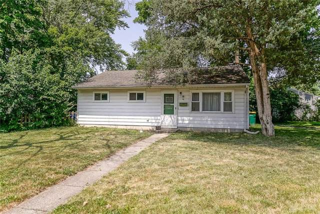 136 Marchmont Drive, Fairborn, OH 45324 (MLS #820856) :: Denise Swick and Company