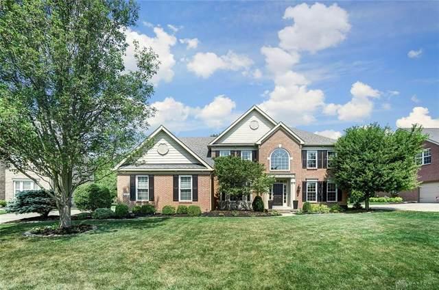 45 Mclean Drive, Springboro, OH 45066 (MLS #820877) :: Denise Swick and Company