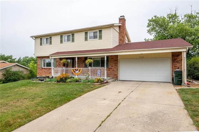 6124 Clematis Drive, Miami Township, OH 45449 (MLS #820879) :: Denise Swick and Company