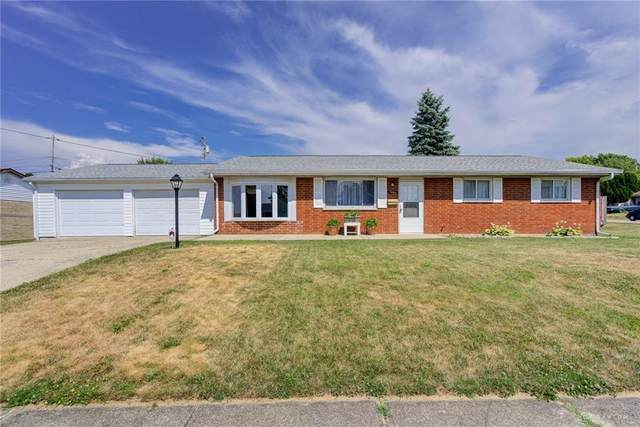 4050 Marion Drive, Enon Vlg, OH 45323 (MLS #820910) :: Candace Tarjanyi | Coldwell Banker Heritage
