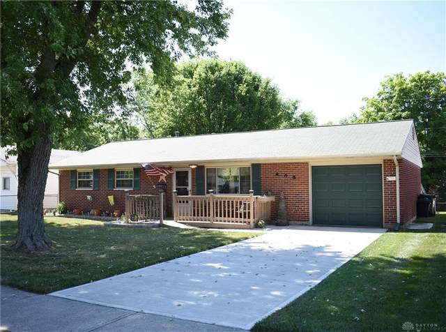 405 W Martindale Road, Englewood, OH 45322 (MLS #820916) :: Denise Swick and Company