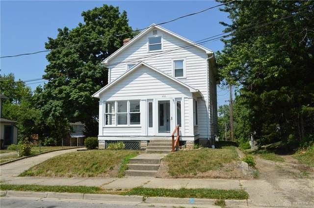 999 N Lowry Avenue, Springfield, OH 45504 (MLS #820925) :: Candace Tarjanyi | Coldwell Banker Heritage