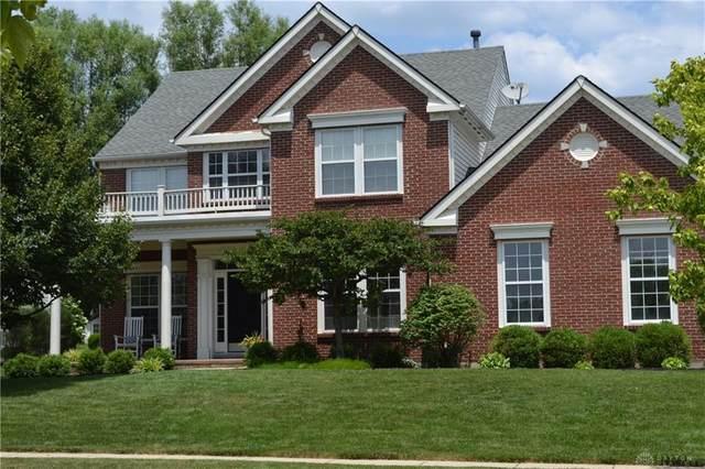 25 Ballard Drive, Springboro, OH 45066 (MLS #820930) :: Denise Swick and Company