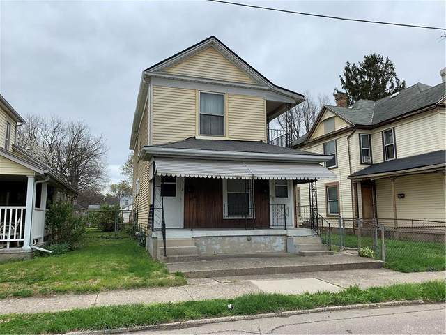 424 Boltin Street 424/Upper Unit, Dayton, OH 45410 (MLS #820975) :: Denise Swick and Company