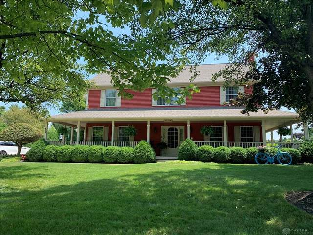 2465 Luray Drive, Troy, OH 45373 (MLS #821051) :: Denise Swick and Company