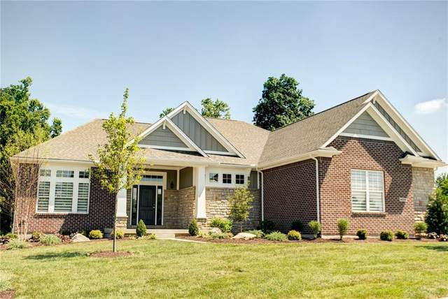 4018 Woodland Ridge Court, Sugarcreek Township, OH 45440 (MLS #821090) :: The Gene Group