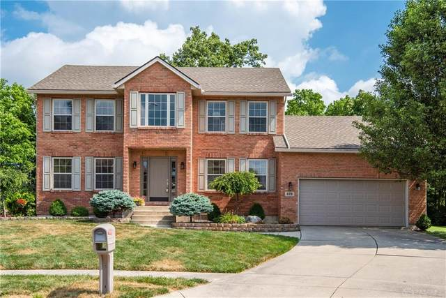 978 Meadow Thrush Drive, Clayton, OH 45315 (MLS #821091) :: Candace Tarjanyi | Coldwell Banker Heritage