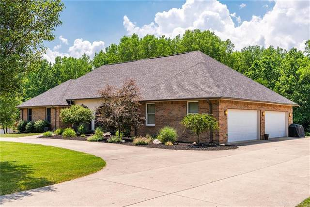 1451 Meadowlands Drive, Fairborn, OH 45324 (MLS #821102) :: Denise Swick and Company