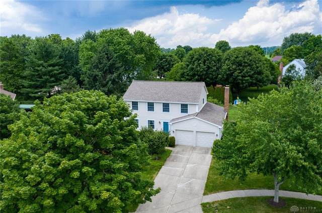 1417 Blue Stone Court, Bellbrook, OH 45440 (MLS #821111) :: Candace Tarjanyi | Coldwell Banker Heritage