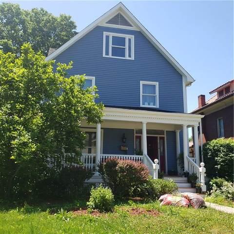 174 Lexington Avenue, Dayton, OH 45402 (MLS #821112) :: Denise Swick and Company