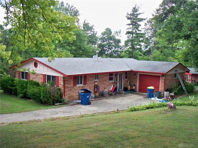 6880 Garber Road, Dayton, OH 45415 (MLS #821128) :: Candace Tarjanyi | Coldwell Banker Heritage