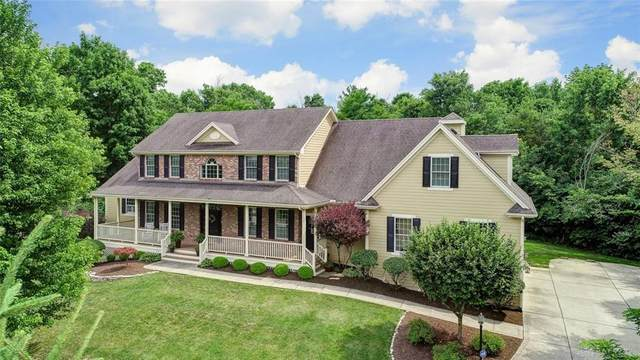 8295 Old Woods Court, Clearcreek Twp, OH 45066 (MLS #821134) :: The Westheimer Group