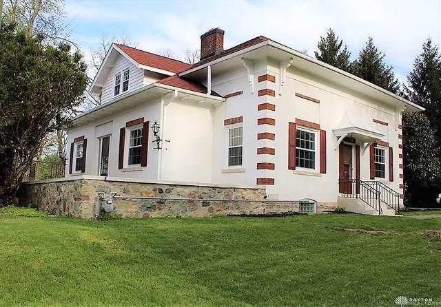 210 Old Salem Road, Clayton, OH 45415 (MLS #821146) :: The Gene Group