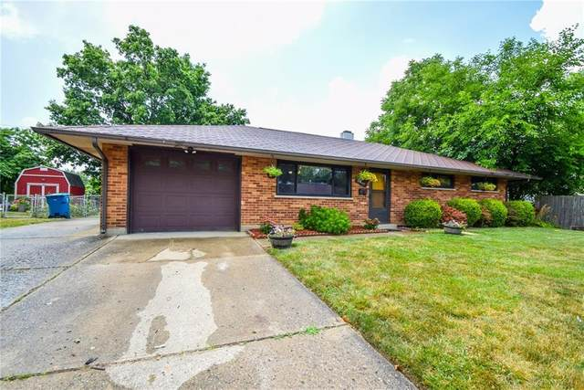5437 Naples Drive, Huber Heights, OH 45424 (MLS #821155) :: Denise Swick and Company