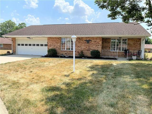 5910 Beech Court, Huber Heights, OH 45424 (MLS #821178) :: Denise Swick and Company