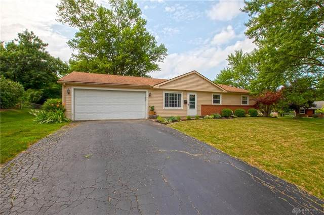 160 S Johanna Drive, Centerville, OH 45458 (MLS #821182) :: Candace Tarjanyi | Coldwell Banker Heritage