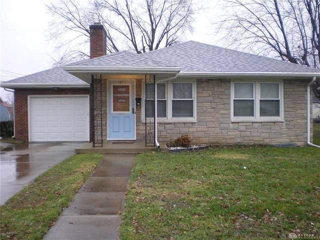187 Roselawn Drive, Xenia, OH 45385 (MLS #821203) :: Candace Tarjanyi   Coldwell Banker Heritage