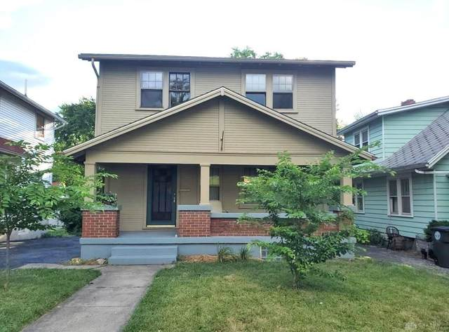 109 N Quentin Avenue, Dayton, OH 45403 (MLS #821205) :: Candace Tarjanyi | Coldwell Banker Heritage