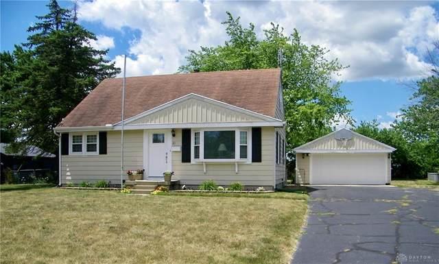 21 Kenneth Avenue, Vandalia, OH 45377 (MLS #821217) :: Candace Tarjanyi | Coldwell Banker Heritage