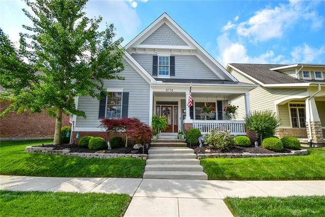 4774 Borges Street, Clayton, OH 45315 (MLS #821228) :: Candace Tarjanyi | Coldwell Banker Heritage