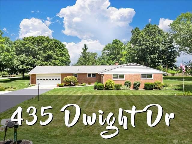 435 Dwight Drive, Tipp City, OH 45371 (MLS #821250) :: Denise Swick and Company