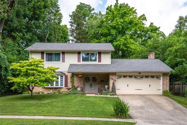 1615 Flick Drive, Fairborn, OH 45324 (MLS #821292) :: Denise Swick and Company