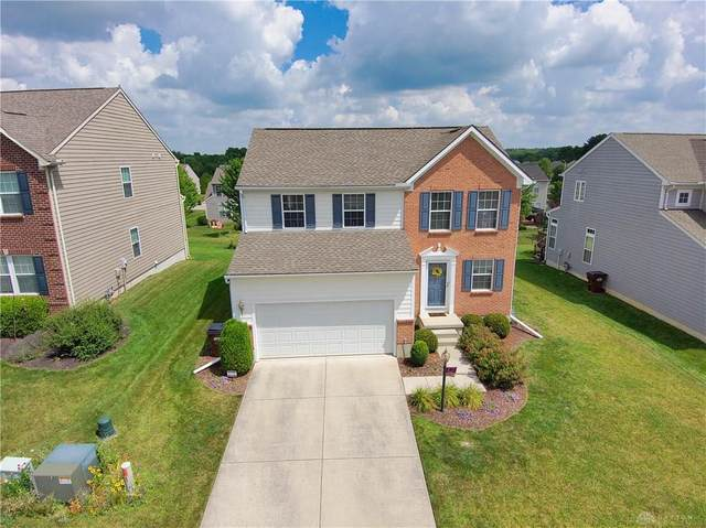 3347 Witherspoon Drive, Kettering, OH 45440 (MLS #821328) :: Denise Swick and Company