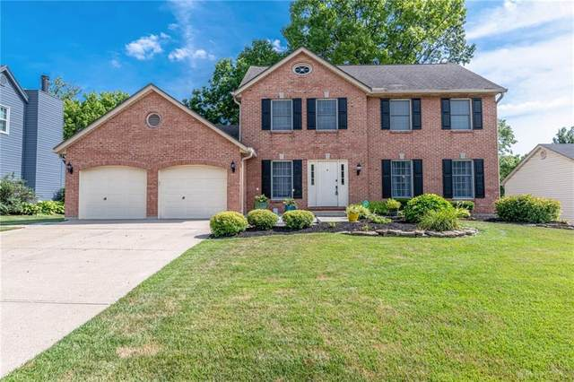4508 Rosewood Court, Middletown, OH 45042 (#821432) :: Century 21 Thacker & Associates, Inc.