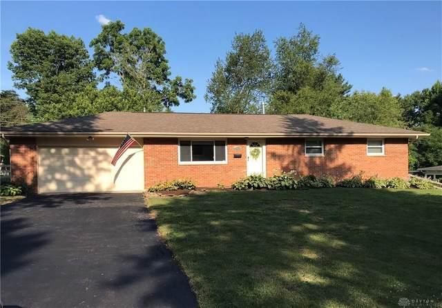 2142 Marcia Drive, Bellbrook, OH 45305 (#821435) :: Century 21 Thacker & Associates, Inc.