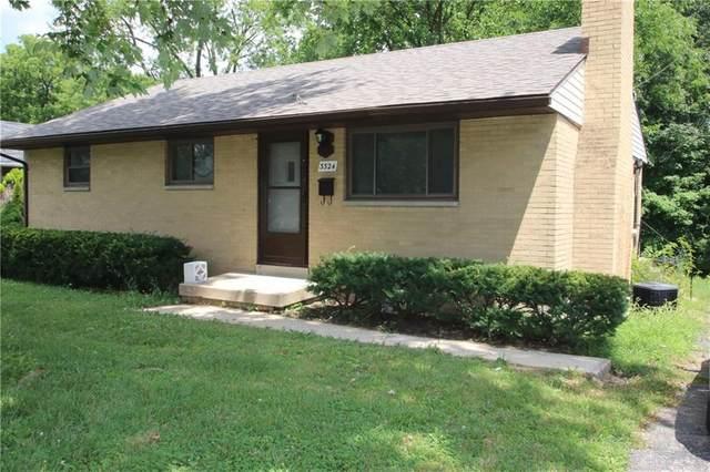 3324 Marshall Road, Kettering, OH 45429 (#821543) :: Century 21 Thacker & Associates, Inc.