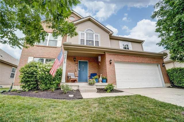 603 White Clover Court, Clayton, OH 45315 (MLS #821558) :: The Gene Group