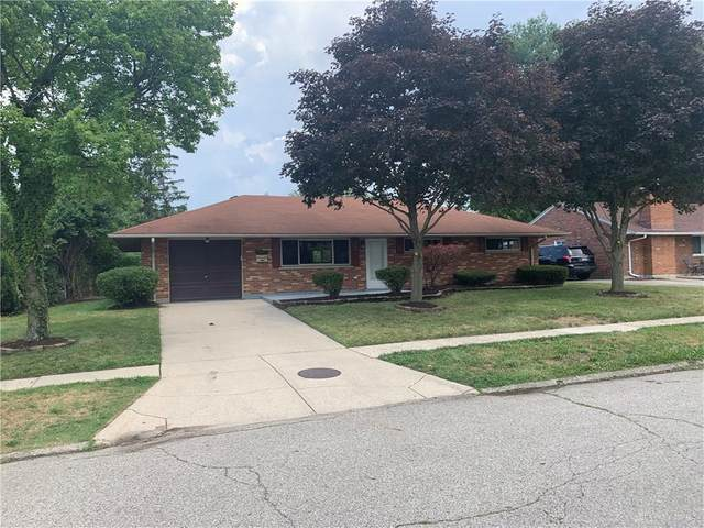 1657 Hillwood Drive, Kettering, OH 45439 (#821672) :: Century 21 Thacker & Associates, Inc.