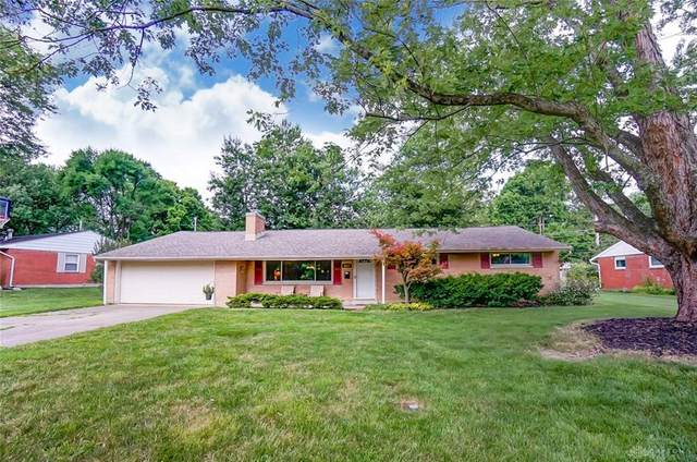 4817 Algood Place, Kettering, OH 45429 (MLS #821694) :: The Westheimer Group